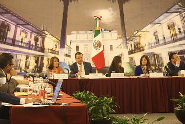 Mesa Interinstitucional sobre Refugio y Protección Complementaria