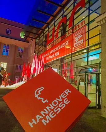 Promtel participa en Hannover Messe 2018