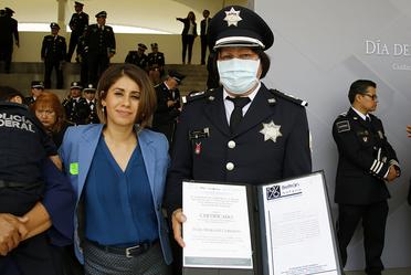 POLICÍA FEDERAL 90 aniversario