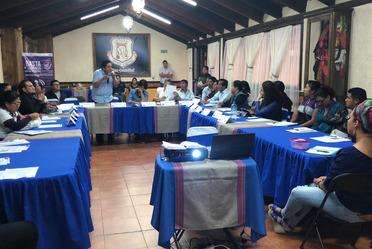 Reunión de seguimiento a la AVGM , San Cristobal de las Casas, Chiapas