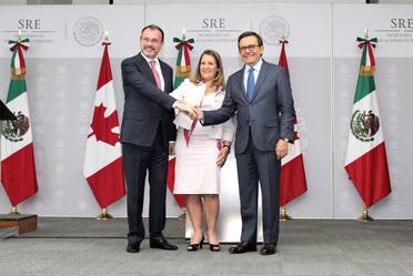 Foto de los ministros