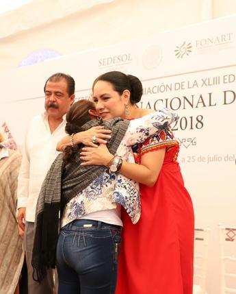 Ceremonia de Premiación de la XLIII Edición del concurso Gran Premio Nacional de Arte Popular 2018