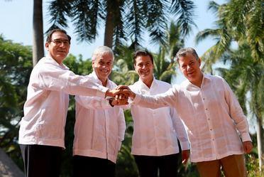 XIII Cumbre de la Alianza del Pacífico