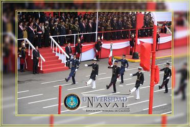Parada Militar: Delegaciones de Argentina, México, Chile y Bolivia se sumaron a los festejos