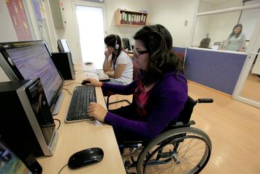 trabajadoras con discapacidad