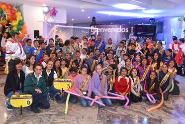 Los 54 ganadores de la Ciudad de México