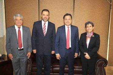 Consolidar la coordinación para abatir analfabetismo en Zacatecas: INEA