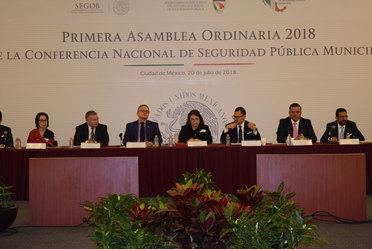 Conferencia Nacional de Seguridad Pública Municipal