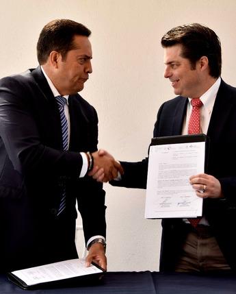 Financiera Nacional de Desarrollo y CONAFOR firman convenio para impulsar al sector forestal