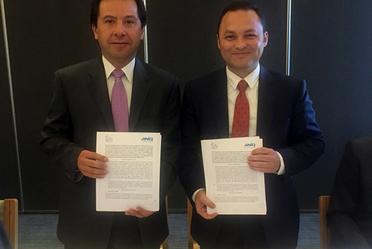 ANIQ y ARTF firman Convenio de Colaboración