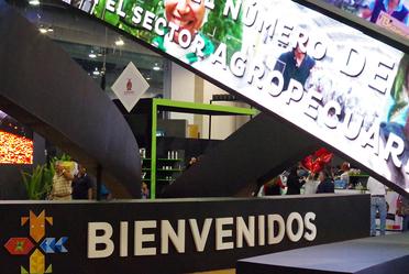 Pabellones de México Alimentaria