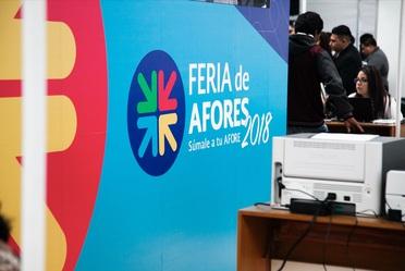 Galería de fotos Feria de AFORES 2018