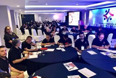 2ª Reunión Regional de L@Red de la Gente
