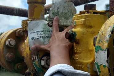 Impone las primeras medidas de seguridad y de urgente aplicación en instalaciones de gas ubicadas en Pantanos de Centla