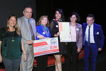 Premiación de los ganadores del Concurso Nacional 2018