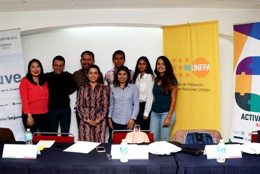 """Inauguran Ciclo De Capacitaciones De La Iniciativa """"Agenda Local: Joven Analista"""""""