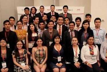 Imjuve e INE Inauguran En Oaxaca Etapa Nacional Del Concurso De Debate Político