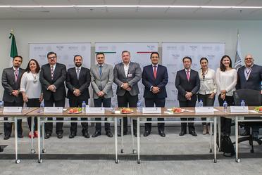 Presentación de la Agencia Estatal de Energía de Veracruz en la CRE