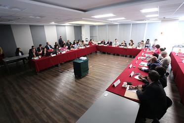 Segunda Reunión del Grupo de Trabajo Único sobre Pérdida y Desperdicio de Alimentos de México.