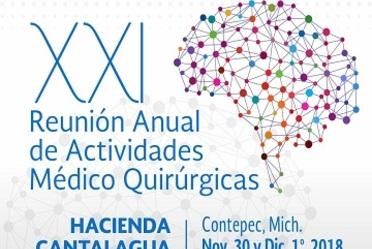 Reunión Anual de Actividades Médico Quirúrgicas