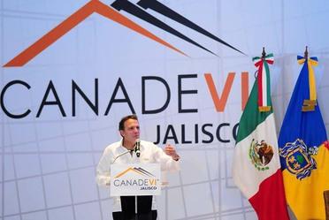 Participación del Dr. Jorge Wolpert Kuri Director General de la Comisión Nacional de Vivienda en la Reunión Vivienda y Ciudad 2018 de Canadevi Jalisco