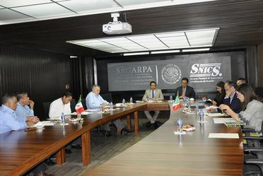 3° Reunión  Grupo de Trabajo de Fitosanidad del Sistema Nacional de Semillas (SINASEM)
