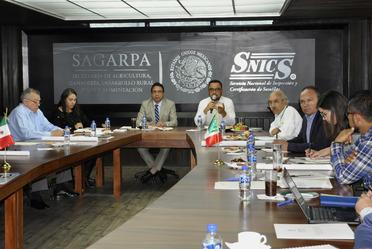 3° Reunión  Grupo de Trabajo Innovación y Desarrollo Tecnológico (Eje 3 SINASEM)