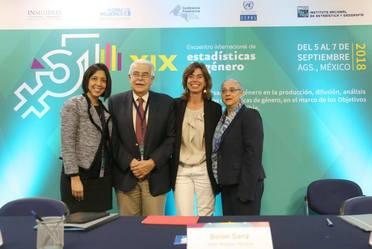 XIX Encuentro Internacional de Estadísticas de Género