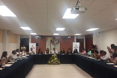 Diálogos por una educación libre de violencia y acoso escolar en el marco de la estrategia, Tránsito de la educación especial a la educación inclusiva.