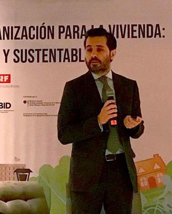 """Foro """"Urbanización para la vivienda, oportunidad para ciudades incluyentes y sustentables"""""""