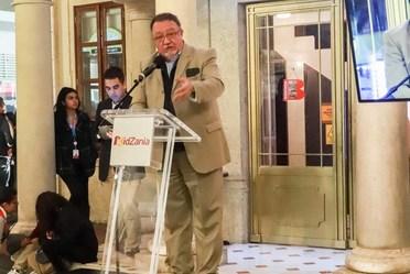 El director en jefe del SENASICA, Enrique Sánchez, aseguró que la sanidad e inocuidad alimentaria, es el mejor legado que los padres pueden heredar a sus hijos