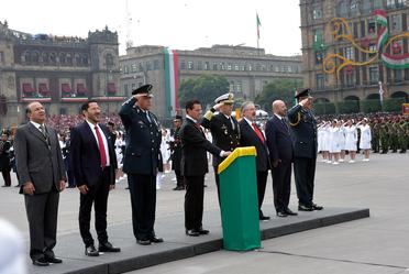 Desfile Cívico Militar 2018