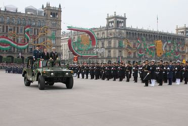 imagen representativa del Desfile Militar 2018