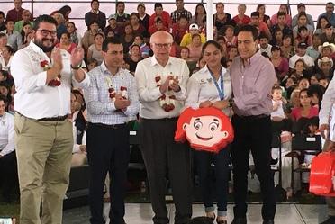 Con una inversión de 15.8 mdp el   CEREDI  Hidalgo brindará acceso a niñas y niños menores de 5 años con problemas de neurodesarrollo, a través de rehabilitación especializada.