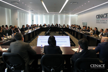 Foro con Participantes del Mercado que se llevó a cabo en las instalaciones del CENACE