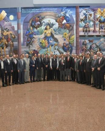 Reunión de Trabajo de Delegados Estatales de la Sagarpa.