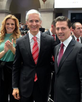 Mensaje con motivo del Primer Informe de Gobierno del Lic. Alfredo del Mazo Maza, Gobernador Constitucional del Estado de México
