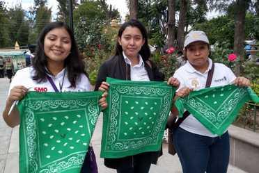 El Indesol y las organizaciones se unen a la campaña Puedes Verme contra la Trata De Personas