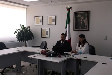 XVI Videoconferencia del CLARCIEV y RENAPO