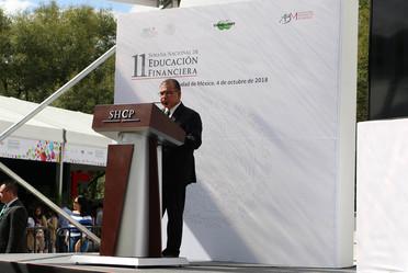 Inauguración 11 Semana Nacional de Educación Financiera