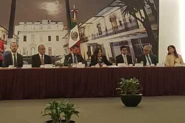 Reunión de la XLIX Sesión de la Comisión Intersecretarial para la Adopción y Uso de la Clave Única de Registro de Población.