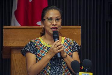 Firman Convenio para la Prevención de Trata de Personas en Comunidades Indígenas.