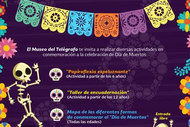 Museo del Telégrafo - Actividades Especiales Octubre