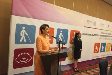 2do. Encuentro Nacional 2018, Organismos de Atención a Personas con Discapacidad en las Entidades Federativas.