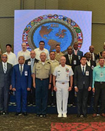 XIII Conferencia de Ministros de Defensa de las Américas