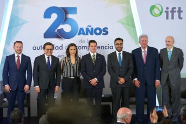 25 años de la Autoridad de Competencia en México.