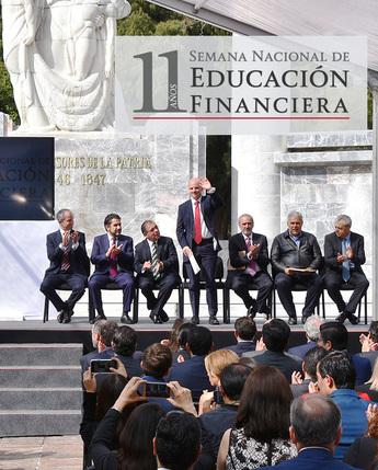 Participación del IPAB durante la Semana Nacional de Educación Financiera 2018