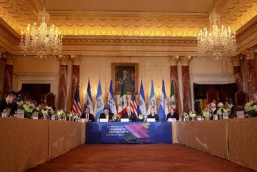 II Conferencia para la Prosperidad y Seguridad en el Triángulo Norte de Centroamérica