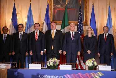 Segunda Conferencia sobre Prosperidad y Seguridad en Centroamérica