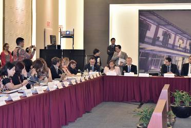 XXXV Sesión del Sistema Nacional de Prevención, Atención y Sanción de Erradicación de la Violencia contra las Mujeres